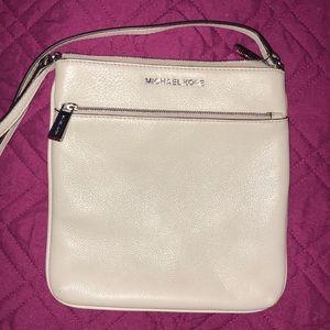 Michael Kors beige women's purse